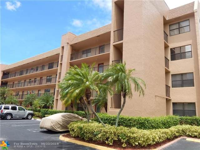 10467 Sunrise Lakes Blvd #308, Sunrise, FL 33322 (MLS #F10191058) :: United Realty Group