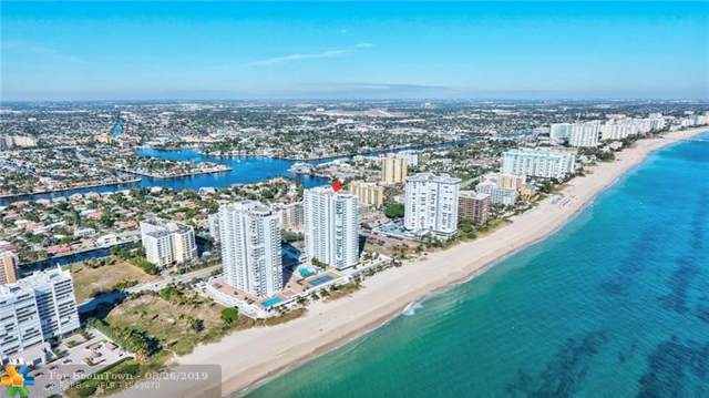 1360 S Ocean Blvd #2501, Pompano Beach, FL 33062 (MLS #F10191062) :: GK Realty Group LLC