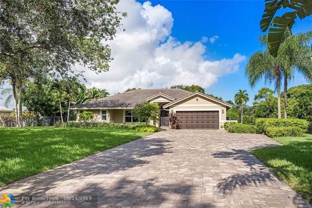 6291 NW 71st Ter, Parkland, FL 33067 (MLS #F10191088) :: Patty Accorto Team
