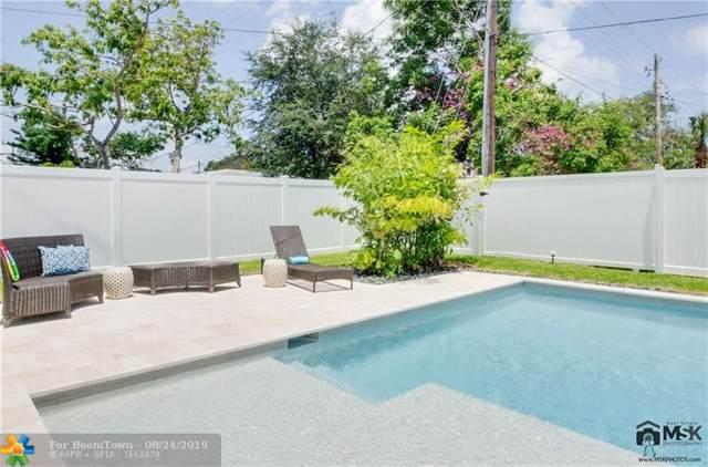 2012 SW 4th Ave, Fort Lauderdale, FL 33315 (MLS #F10191091) :: Patty Accorto Team