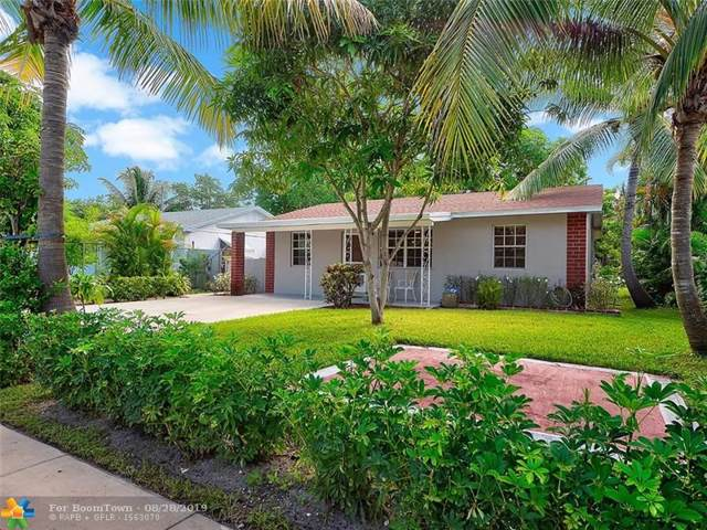 813 SE 2nd Ave, Delray Beach, FL 33483 (MLS #F10191114) :: Green Realty Properties