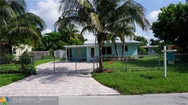 1433 NE 27th St, Pompano Beach, FL 33064 (MLS #F10191116) :: Laurie Finkelstein Reader Team