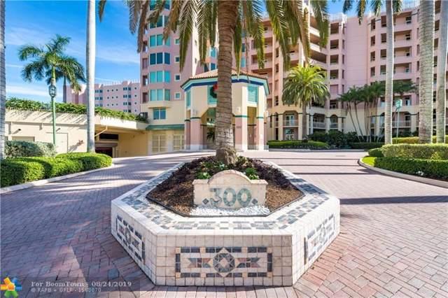 300 SE 5th Ave #7040, Boca Raton, FL 33432 (MLS #F10191121) :: Boca Lake Realty