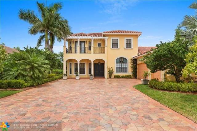 10480 Majestic Ct, Parkland, FL 33076 (MLS #F10191147) :: United Realty Group