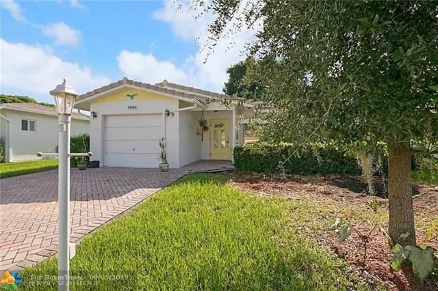 14330 Altocedro Dr, Delray Beach, FL 33484 (MLS #F10191349) :: Castelli Real Estate Services