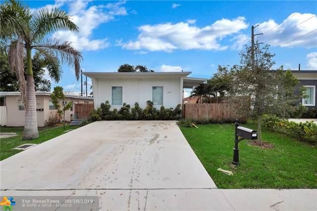 2207 Charleston St, Hollywood, FL 33020 (MLS #F10191394) :: Castelli Real Estate Services