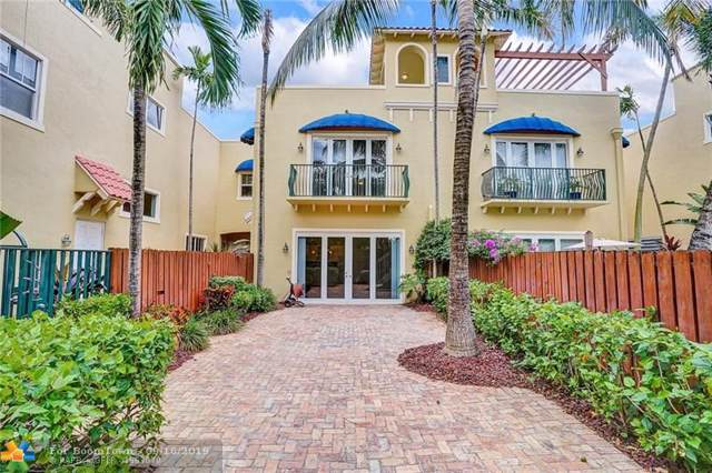 716 NE 15th Ave #716, Fort Lauderdale, FL 33304 (MLS #F10191423) :: United Realty Group