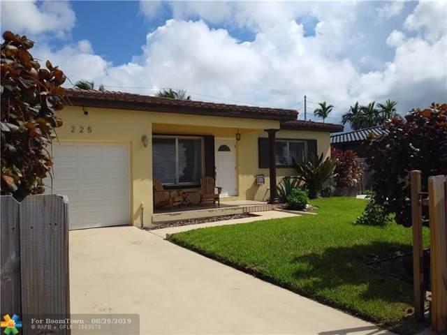 225 SE 3rd Ter, Dania Beach, FL 33004 (MLS #F10191507) :: Castelli Real Estate Services