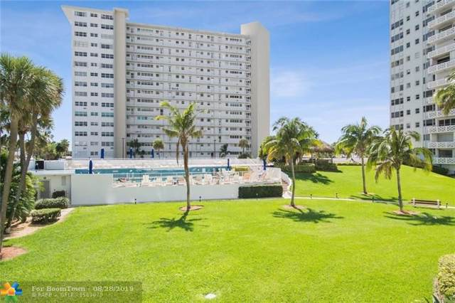 1900 S Ocean Dr #201, Fort Lauderdale, FL 33316 (MLS #F10191564) :: Berkshire Hathaway HomeServices EWM Realty