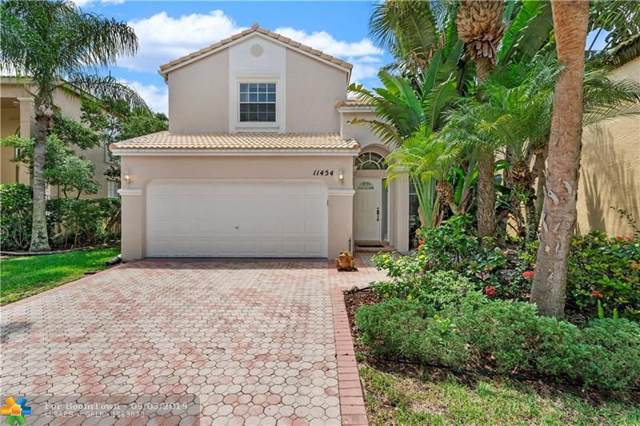 11454 NW 48th Ct, Coral Springs, FL 33076 (MLS #F10191597) :: The Paiz Group