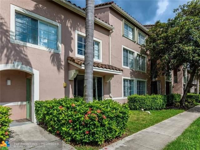 12160 Saint Andrews Pl #110, Miramar, FL 33025 (MLS #F10191652) :: Green Realty Properties