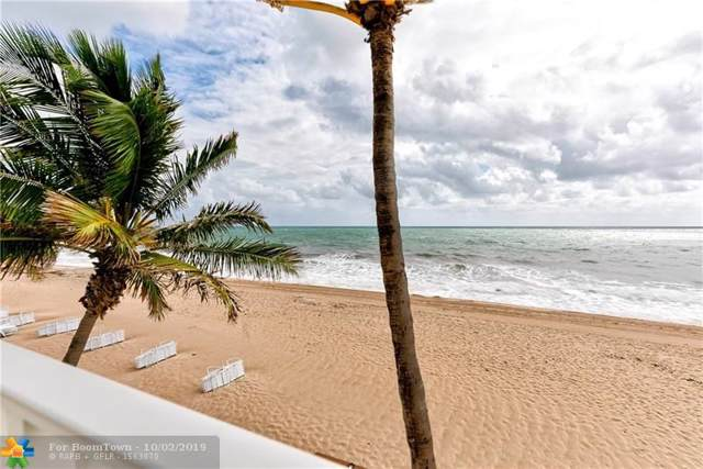 4300 N Ocean Blvd 4C, Fort Lauderdale, FL 33308 (MLS #F10191863) :: Berkshire Hathaway HomeServices EWM Realty