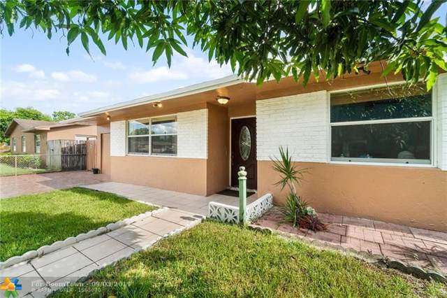 7510 Hope St, Hollywood, FL 33024 (MLS #F10191872) :: Green Realty Properties