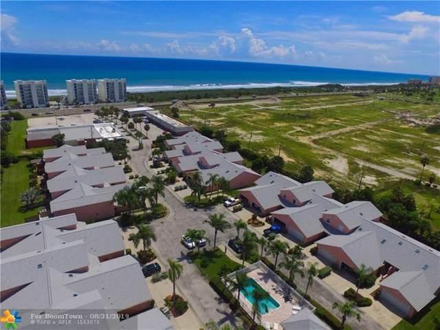 75 Coral Sea Way #11, Satellite Beach, FL 32937 (MLS #F10191936) :: Boca Lake Realty