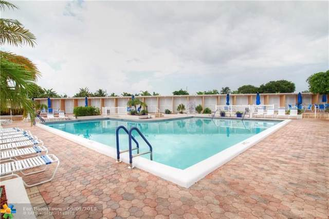 6750 NE 21st Rd #132, Fort Lauderdale, FL 33308 (MLS #F10192040) :: GK Realty Group LLC