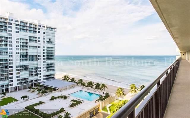 4280 Galt Ocean Dr 10J, Fort Lauderdale, FL 33308 (MLS #F10192192) :: GK Realty Group LLC