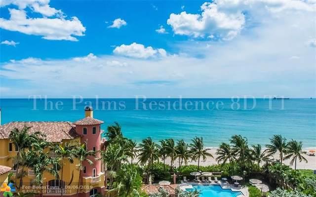 2100 N Ocean Blvd 8D, Fort Lauderdale, FL 33305 (MLS #F10192225) :: Patty Accorto Team