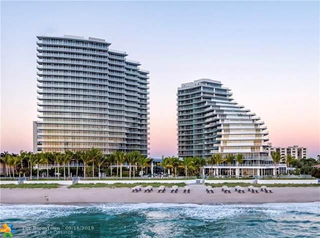 2200 N Ocean Blvd N207, Fort Lauderdale, FL 33305 (MLS #F10192243) :: GK Realty Group LLC