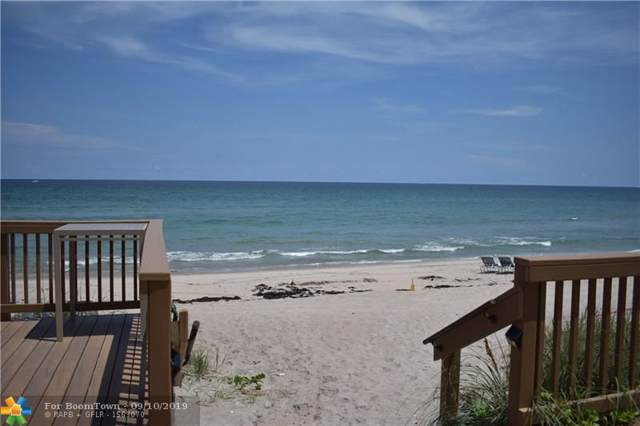 1147 Hillsboro Mile Ph3, Hillsboro Beach, FL 33062 (MLS #F10192280) :: RICK BANNON, P.A. with RE/MAX CONSULTANTS REALTY I