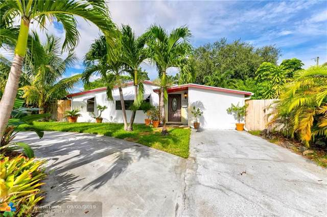 5901 NE 1st Ave, Oakland Park, FL 33334 (MLS #F10192292) :: GK Realty Group LLC