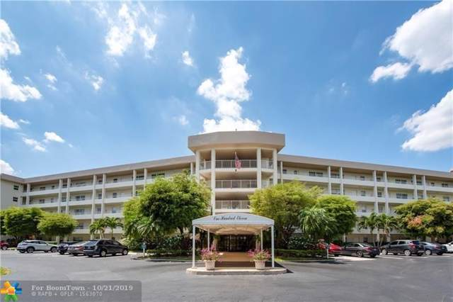 535 Oaks Dr #101, Pompano Beach, FL 33069 (MLS #F10192358) :: Patty Accorto Team