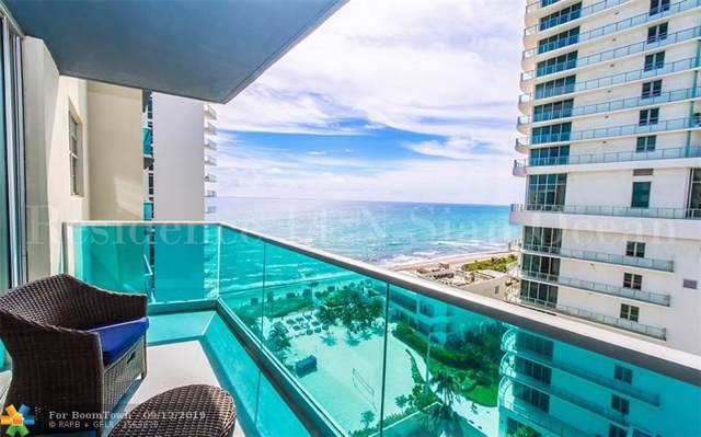 4001 S Ocean Dr 14N, Hollywood, FL 33019 (MLS #F10192399) :: RICK BANNON, P.A. with RE/MAX CONSULTANTS REALTY I