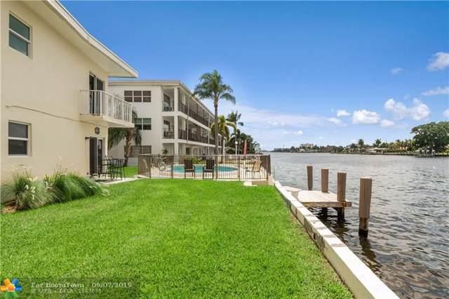 615 S Riverside Dr #10, Pompano Beach, FL 33062 (MLS #F10192418) :: Berkshire Hathaway HomeServices EWM Realty