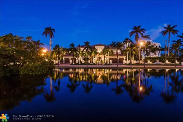 300 Isle Of Palms Dr, Fort Lauderdale, FL 33301 (MLS #F10192488) :: Castelli Real Estate Services