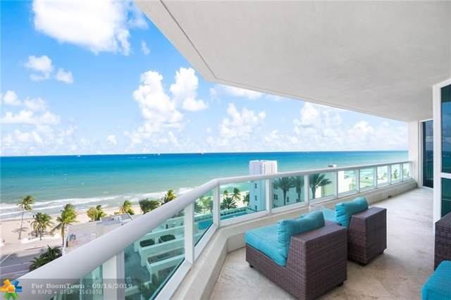 101 S Fort Lauderdale Beach Blvd #1105, Fort Lauderdale, FL 33316 (MLS #F10192492) :: The O'Flaherty Team