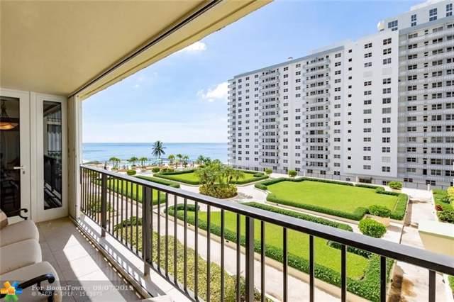 4280 Galt Ocean Dr 4G, Fort Lauderdale, FL 33308 (MLS #F10192722) :: GK Realty Group LLC