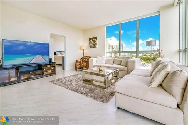 111 SE 8th Ave #902, Fort Lauderdale, FL 33301 (MLS #F10192921) :: United Realty Group