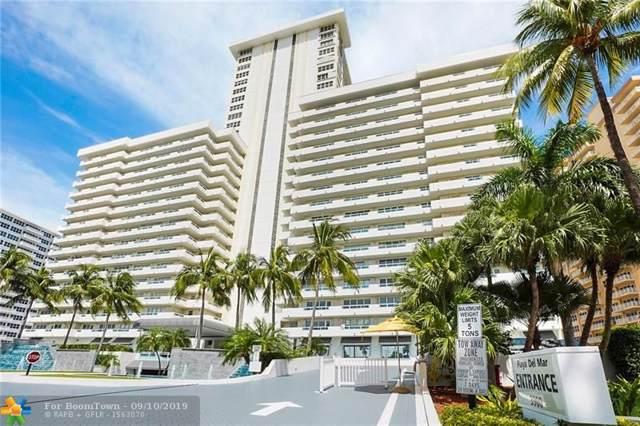 3900 Galt Ocean Dr #909, Fort Lauderdale, FL 33308 (MLS #F10192954) :: GK Realty Group LLC