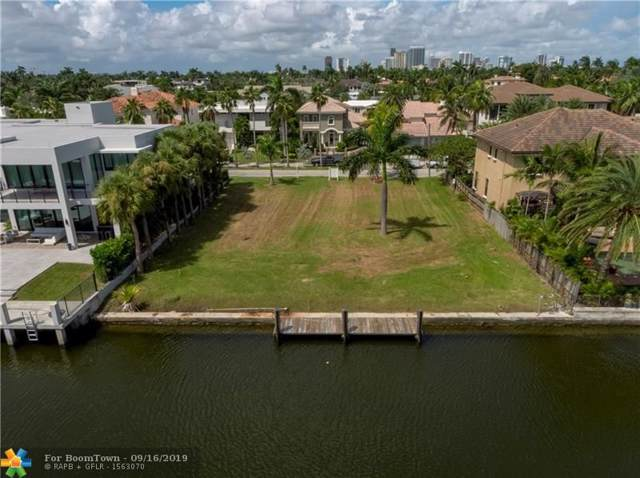 600 Solar Isle Dr, Fort Lauderdale, FL 33301 (MLS #F10192968) :: Castelli Real Estate Services