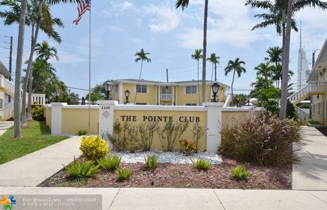 2210 NE 56th Place #125, Fort Lauderdale, FL 33308 (MLS #F10192970) :: GK Realty Group LLC
