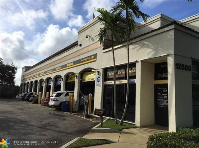 12585 W Sunrise Blvd, Sunrise, FL 33323 (MLS #F10192972) :: Berkshire Hathaway HomeServices EWM Realty