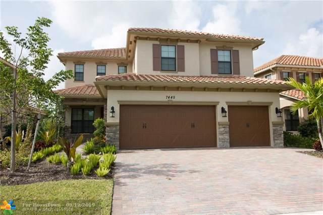 7445 NW 109th Way, Parkland, FL 33076 (MLS #F10193092) :: The O'Flaherty Team