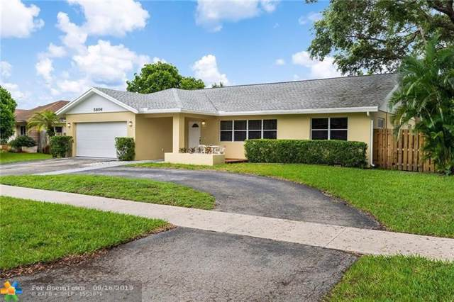 5806 SW 117th Ave, Cooper City, FL 33330 (MLS #F10193112) :: Castelli Real Estate Services