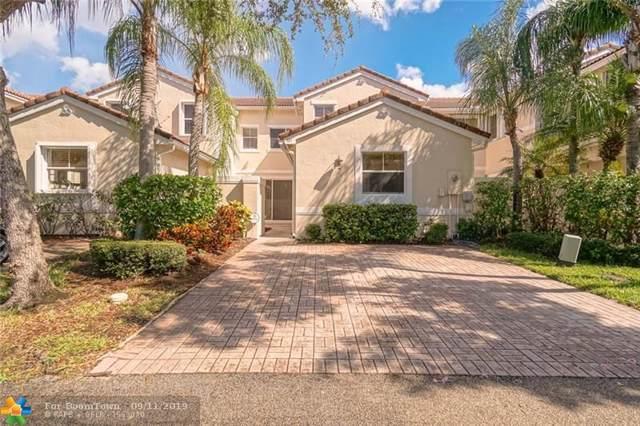 921 Lemonwood Ct #921, Hollywood, FL 33019 (MLS #F10193150) :: Castelli Real Estate Services