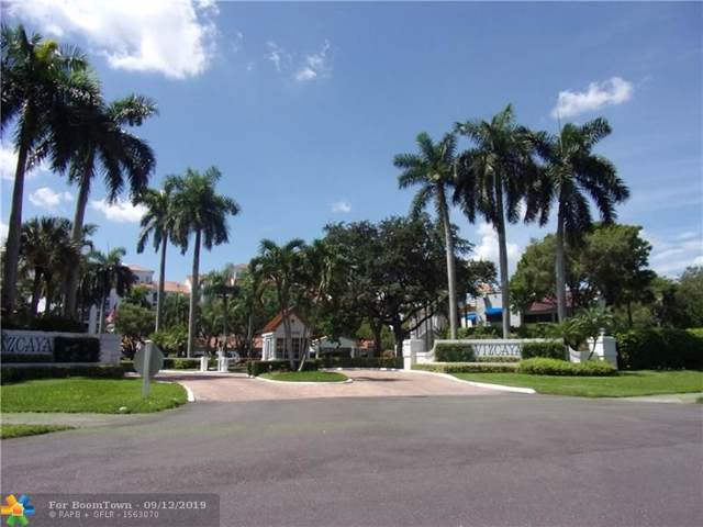 4128 W Palm Aire Dr 281B, Pompano Beach, FL 33069 (MLS #F10193152) :: The O'Flaherty Team