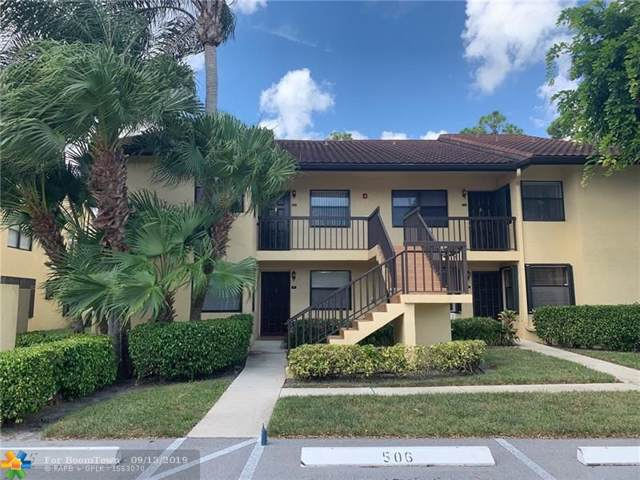 4699 Lucerne Lakes Blvd #101, Lake Worth, FL 33467 (MLS #F10193161) :: RICK BANNON, P.A. with RE/MAX CONSULTANTS REALTY I