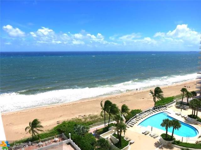 4250 Galt Ocean Dr 10P, Fort Lauderdale, FL 33308 (MLS #F10193189) :: RICK BANNON, P.A. with RE/MAX CONSULTANTS REALTY I