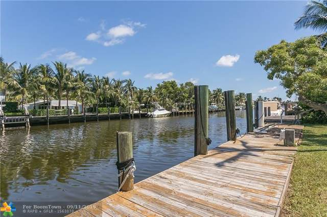1519 SE 12th St, Fort Lauderdale, FL 33316 (MLS #F10193219) :: United Realty Group