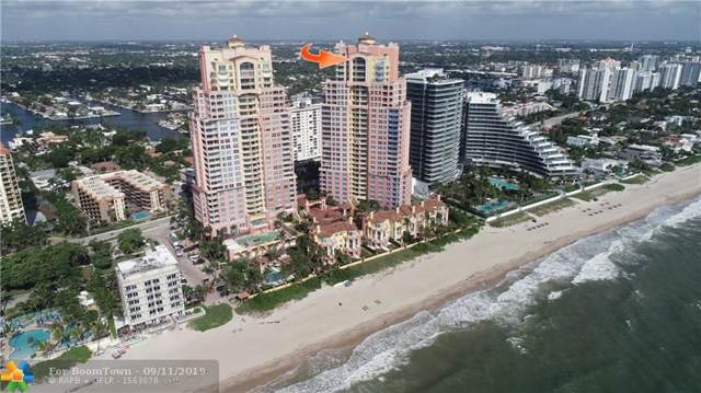 2110 N Ocean Blvd Penthouse Aka 3, Fort Lauderdale, FL 33305 (MLS #F10193281) :: Castelli Real Estate Services