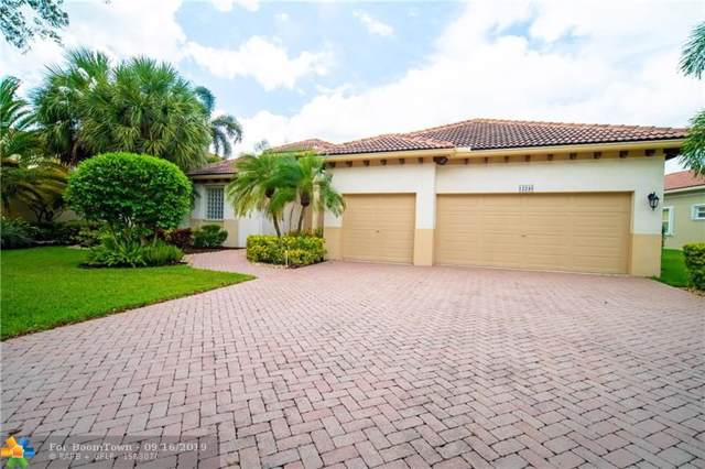 12245 NW 48th Dr, Coral Springs, FL 33076 (MLS #F10193285) :: United Realty Group