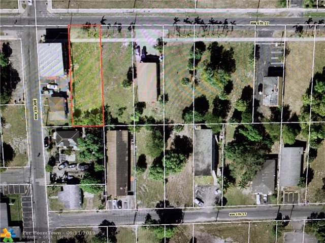341 NW 5th St, Pompano Beach, FL 33060 (MLS #F10193338) :: Berkshire Hathaway HomeServices EWM Realty
