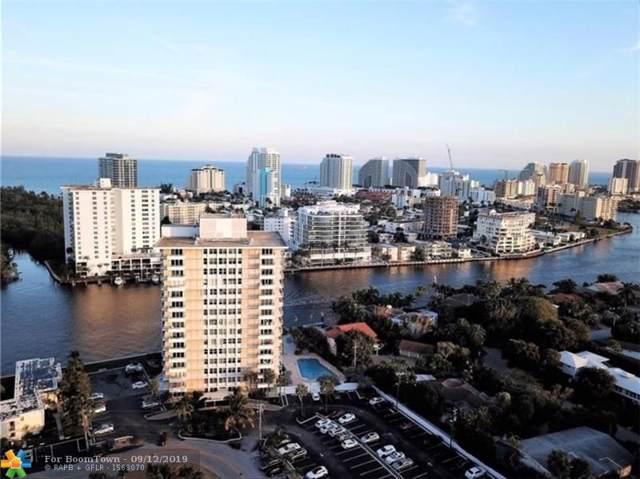 888 SW Intracoastal Dr 15F, Fort Lauderdale, FL 33304 (MLS #F10193344) :: The Paiz Group