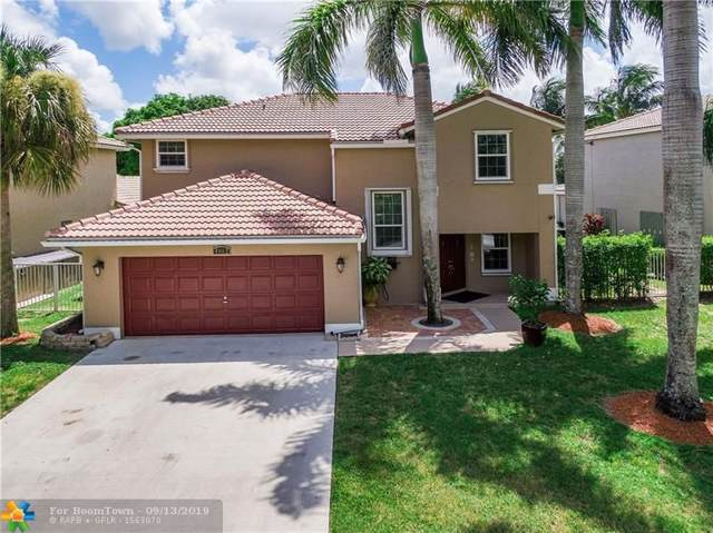 4062 NW 63rd St, Coconut Creek, FL 33073 (MLS #F10193377) :: Laurie Finkelstein Reader Team