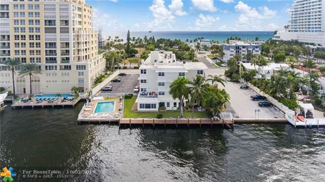 125 N Birch Rd #401, Fort Lauderdale, FL 33304 (MLS #F10193384) :: Patty Accorto Team