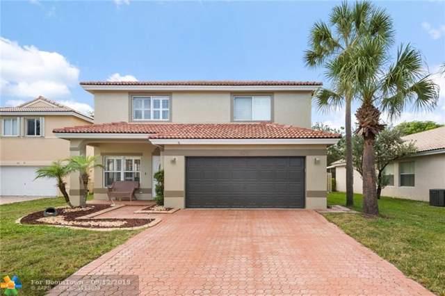 6281 NW 41st Terrace, Coconut Creek, FL 33073 (MLS #F10193389) :: The O'Flaherty Team