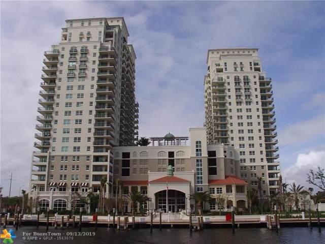 610 W Las Olas Blvd 415N, Fort Lauderdale, FL 33312 (MLS #F10193538) :: The O'Flaherty Team